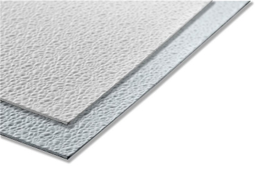 Embossed Flat Sheets